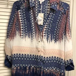 Candies Blouse NWT